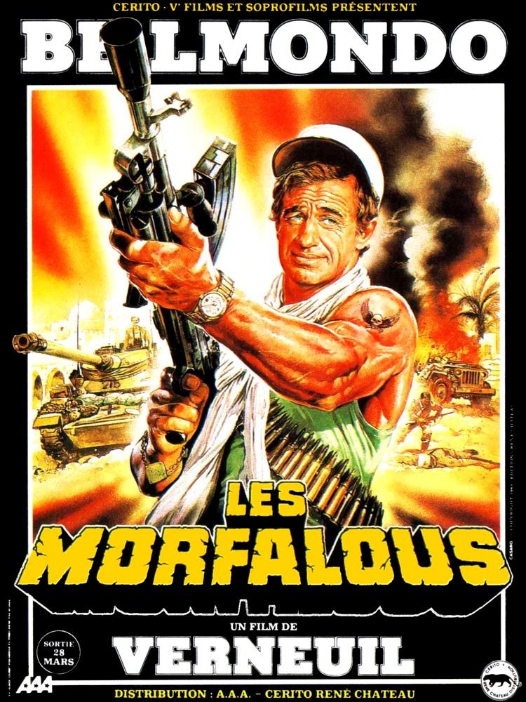 Les Morfalous Film Français réalisé par Henri Verneuil en 1984