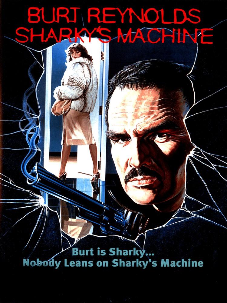 Anti-gang (Sharky's Machine) est la 3e réalisation de Burt Reynolds, en 1981.